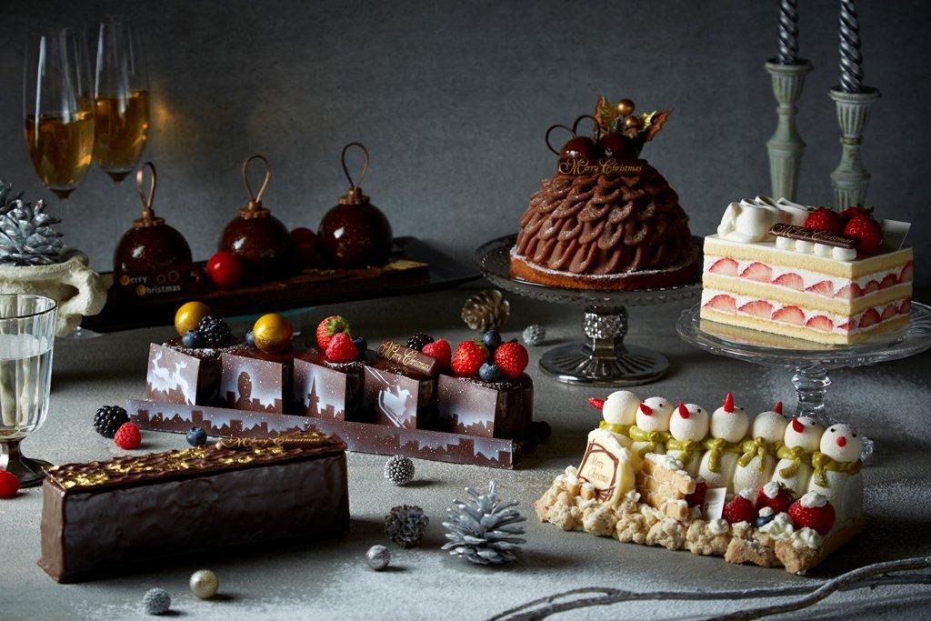 2016年のクリスマスケーキの予約を受付中です!今年は新作4種を含む7種類をラインアップ! https://t.co/pcWLP6gU68