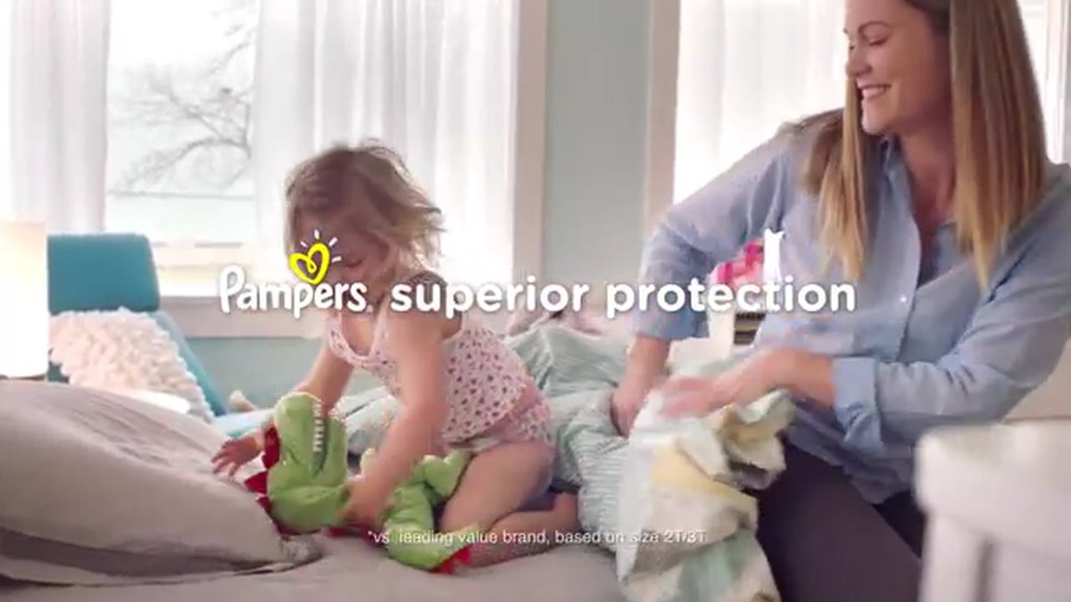 Abancommercials On Twitter Quot Pampers Easy Ups Potty