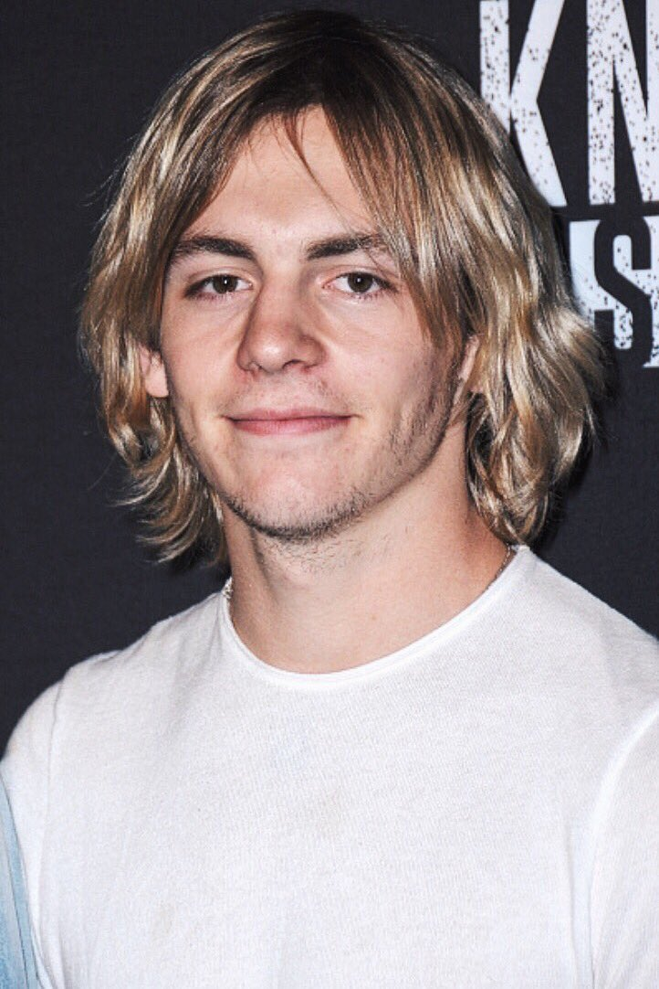 Ross Lynch 2016 Hair