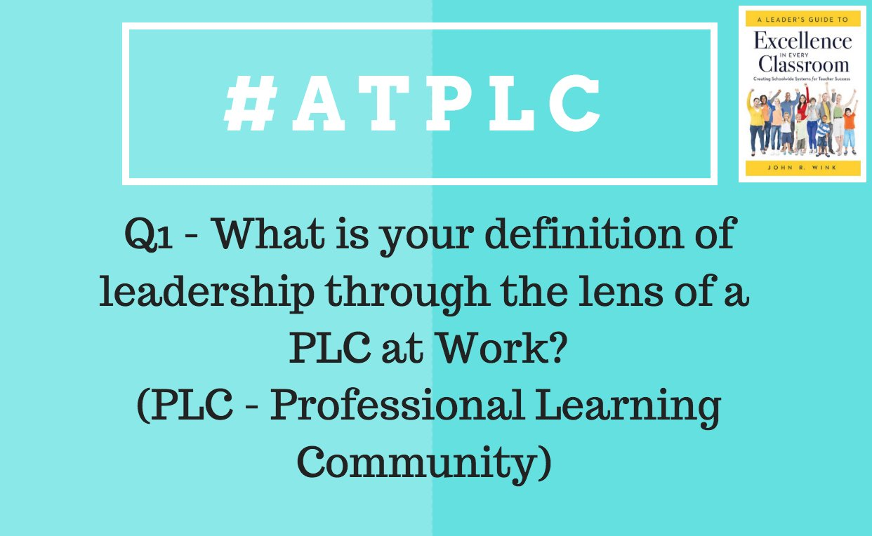 Thumbnail for Developing Teacher Leaders in a PLC at Work™