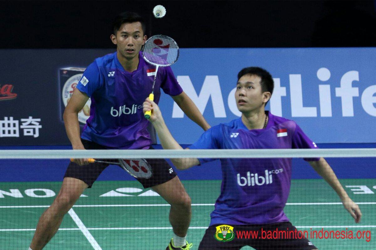 "Ahsan Hendra Fans on Twitter ""Hendra Setiawan Rian Agung"
