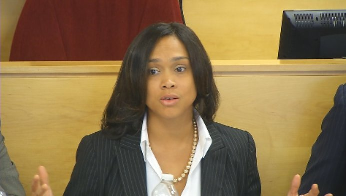 @jlepolastewart reports as Baltimore prosecutor introduces police reform proposals
