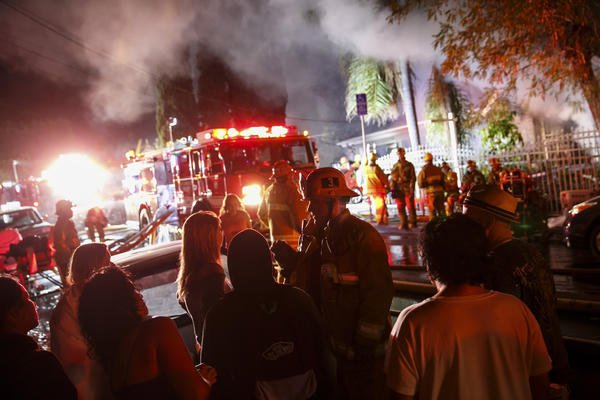 Homeowner feared dead after flames destroy hillside home in Mt. Washington