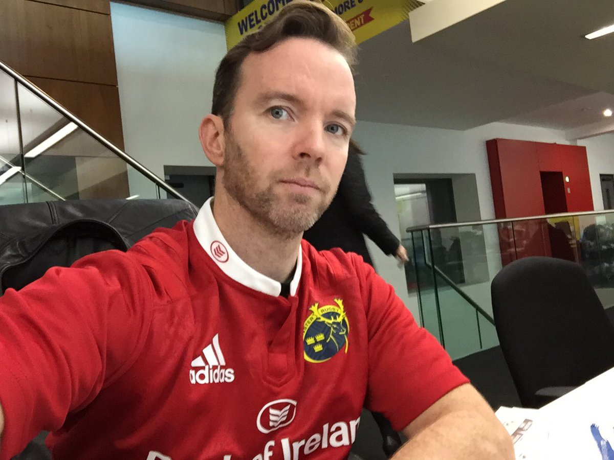 For the big lad. Fields of Athenry at 12 noon on @todayfm. RIP Axel. @Munsterrugby https://t.co/06nKhVbmJ6