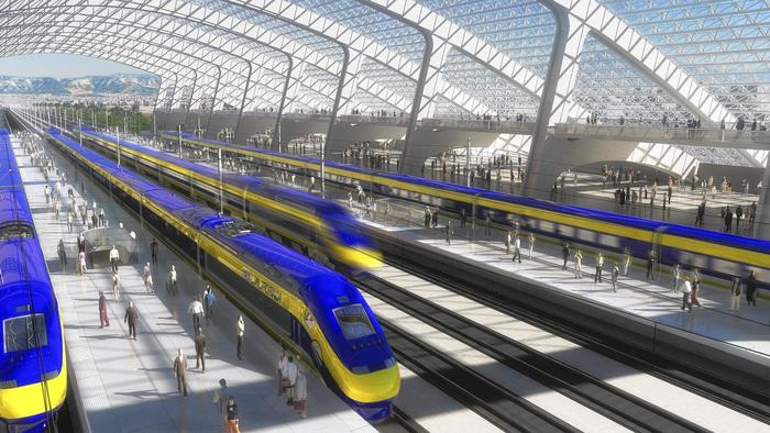 California bullet trains will hold half the number of people under modified plan