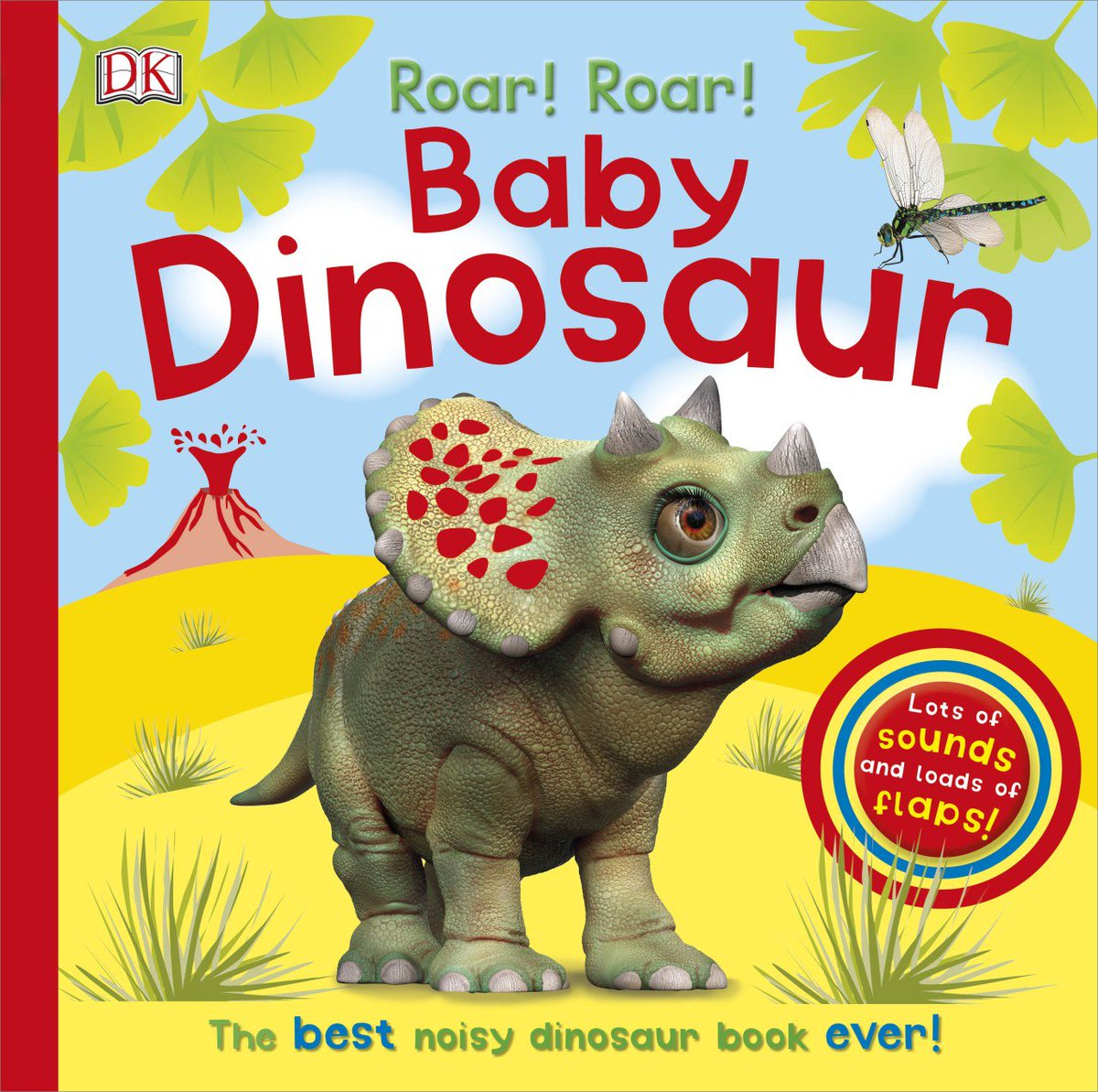 Happy Friday! Re-tweet and follow for your chance to win 1 of 5 Roar! Roar! Baby Dinosaur books. Ends 4pm today https://t.co/YTMqXAtEh9