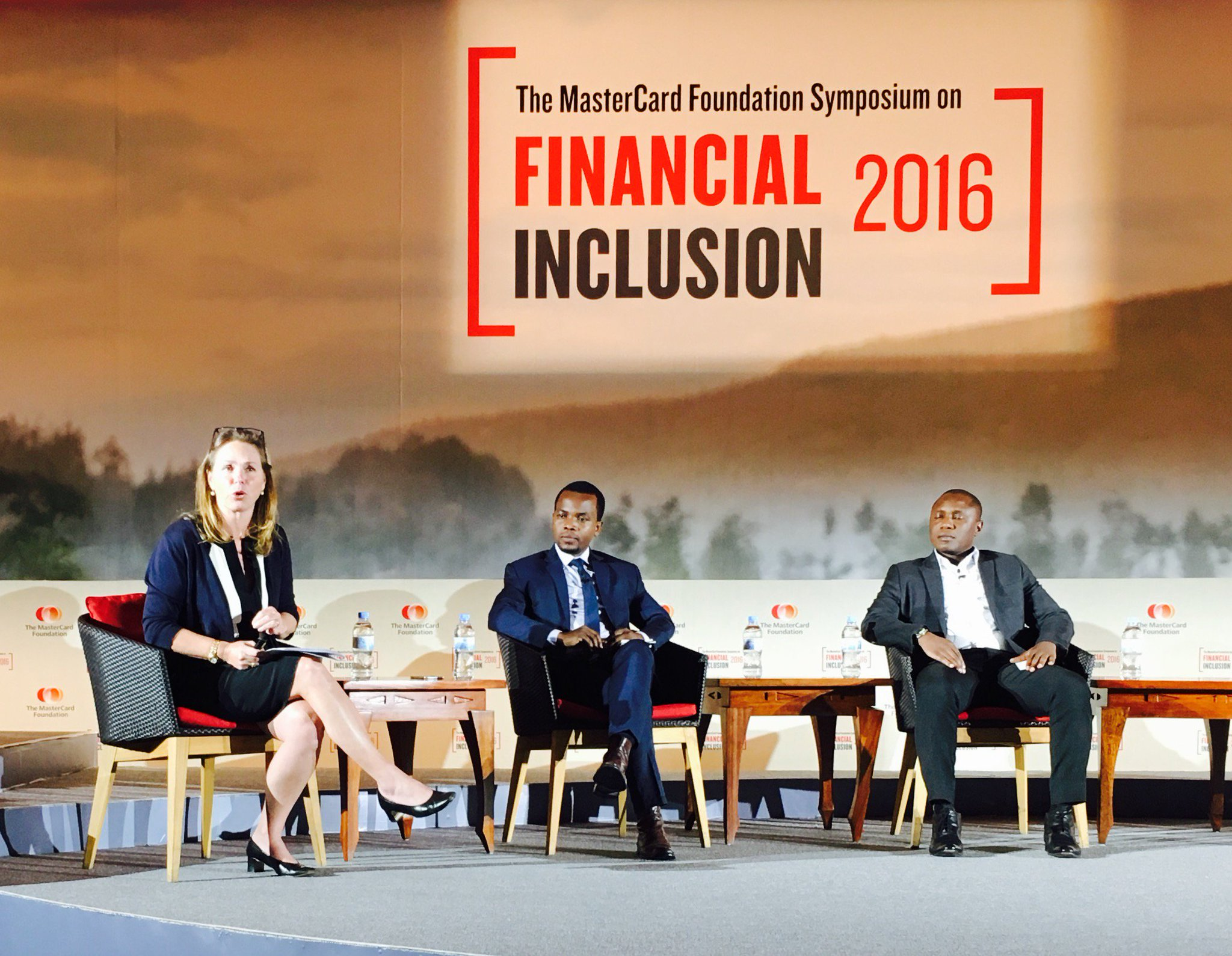 "#SoFI2016 panel explores how to use partnerships to shift towards #clientcentricity.@MercyCorps asks: ""How does design meet customer needs?"" https://t.co/isL8jnyTQP"