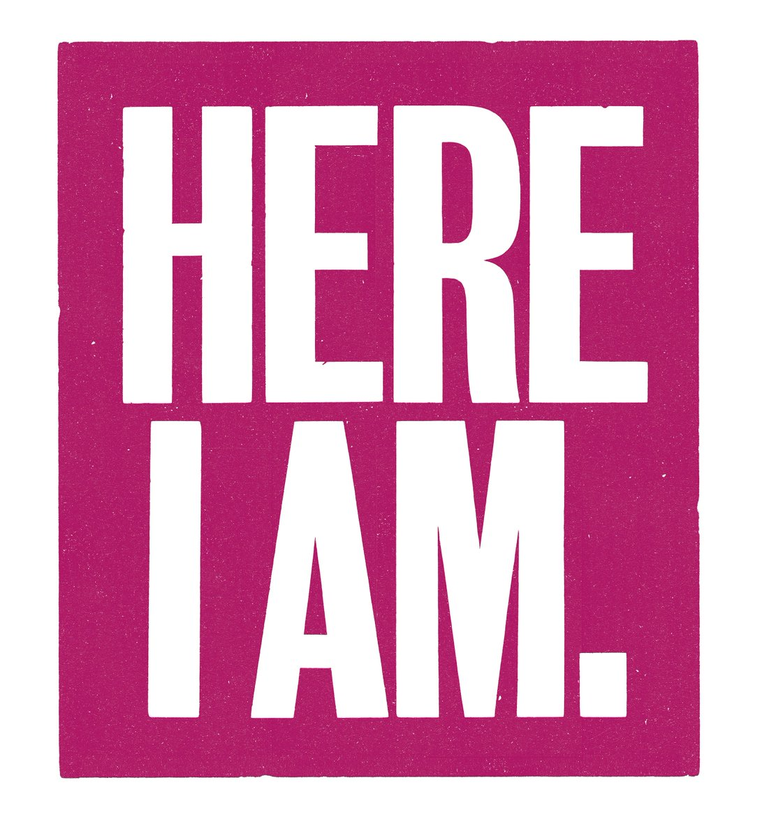 Learning disability has been invisible for too long. Now it's time to see it. #HereIAm https://t.co/PWqcLvy9PX