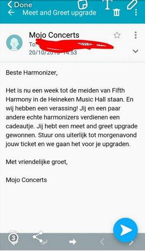 Let op! Er gaat een nepbericht rond over gewonnen M&G tickets bij Fifth Harmony. Meer info: https://t.co/lHsD7oALjh https://t.co/0eI56thB3O