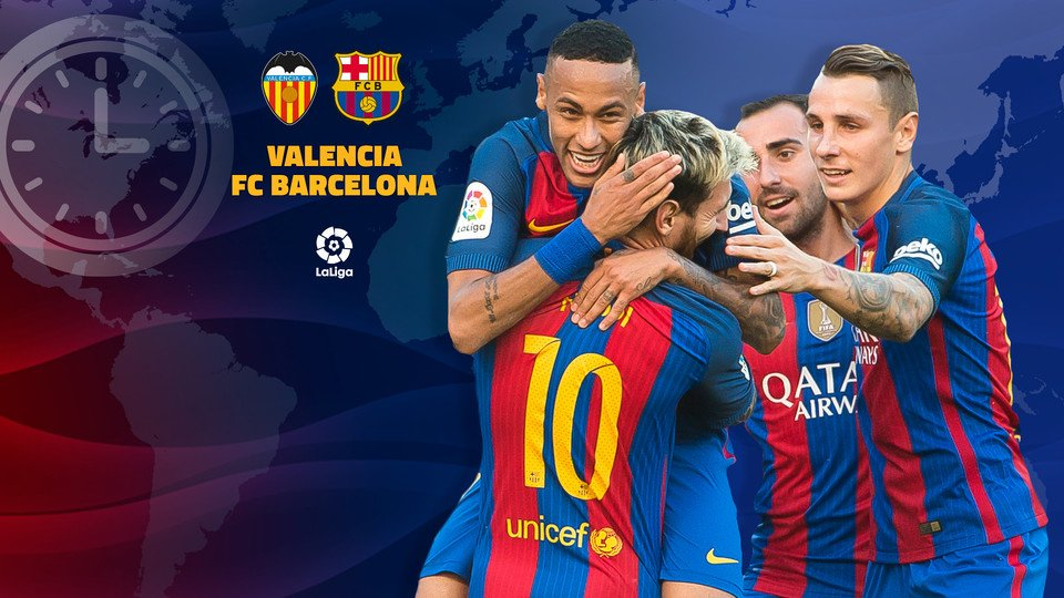 fc barcelona on twitter when where to watch valencia v fc