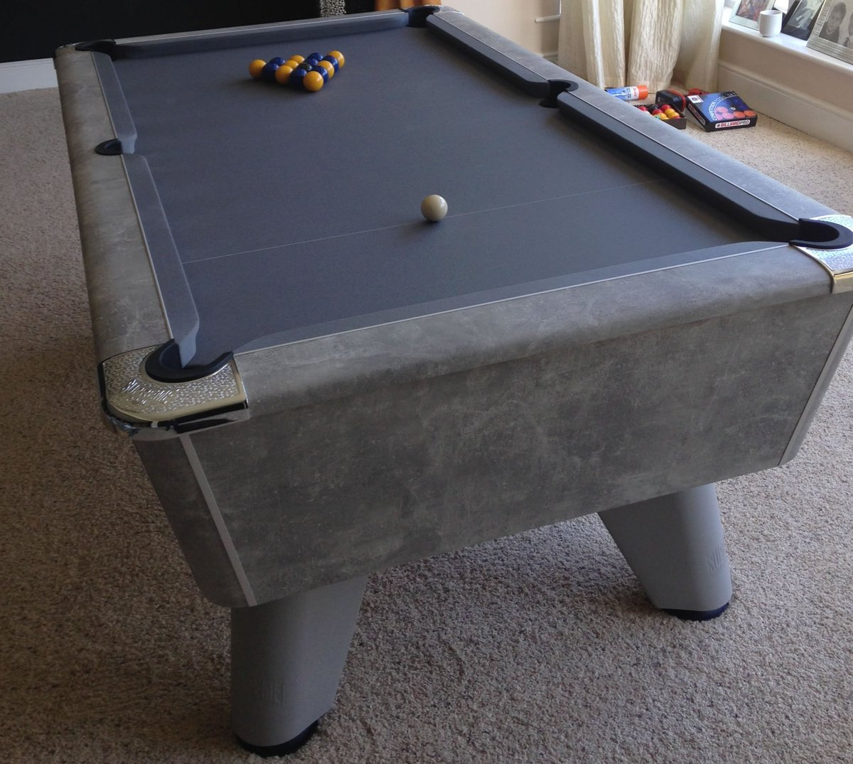 IQ Pool Tables On Twitter Our Current Bestselling Pool Table - Italian pool table