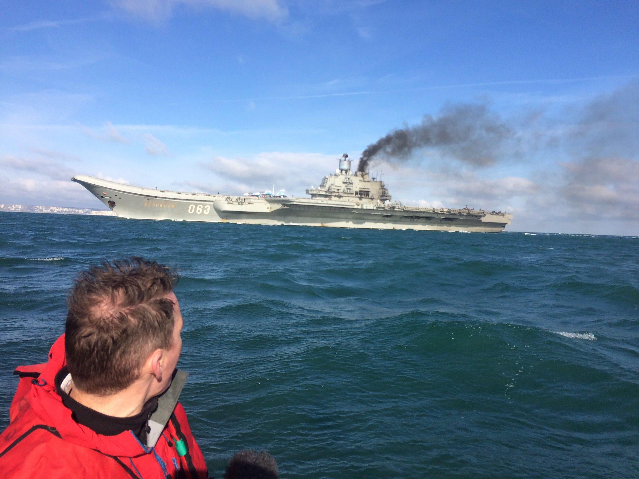 Aircraft Carrier Admiral Kuznetsov: News #1 - Page 12 CvSSXI7UEAALkDK