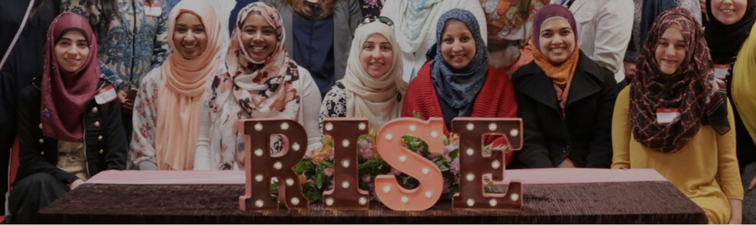 Our #granteespotlight today is RISE, a MSP-based org that engages Muslim women in the political process @RISEsisterhood https://t.co/JXQ1hwcvVW