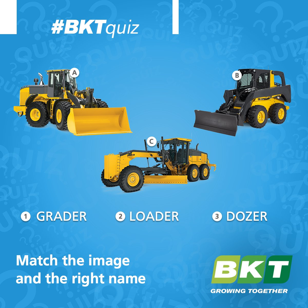 Guess the word! #BKTquiz #machinery #quiz #construction https://t.co/OfW8naalop