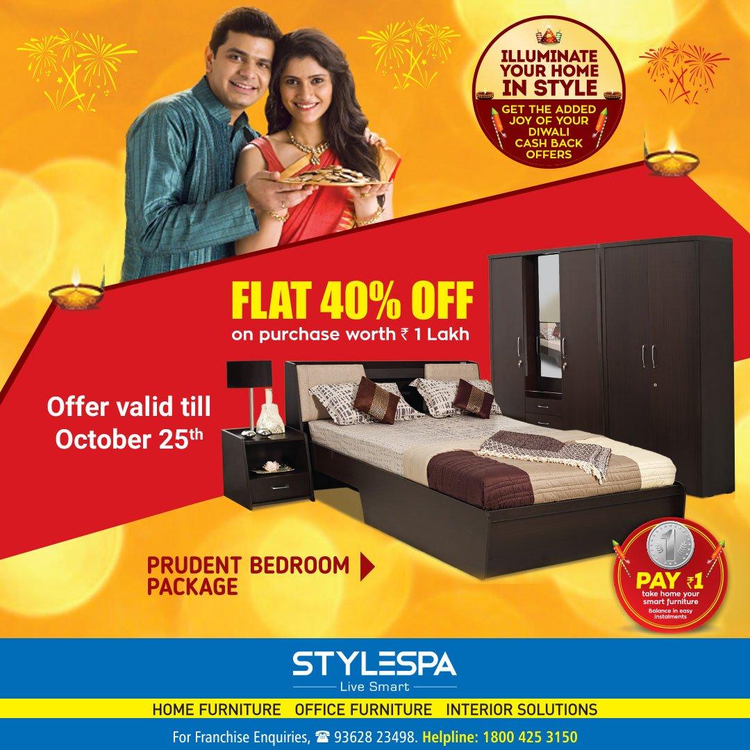 Charmant #Diwali #Offer #furniture #Diwali2016 #HappyDiwali #StyleSpa  Http://www.stylespafurniture.com/ Pic.twitter.com/Zp8ORefz3B