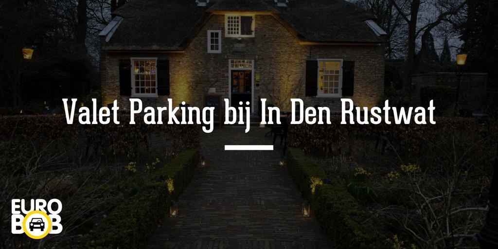 Vanaf heden starten we met Valet Parking voor In Den Rustwat, het best bewaarde geheim van Rotterdam! Tijdens de wedstrijden van Excelsior.