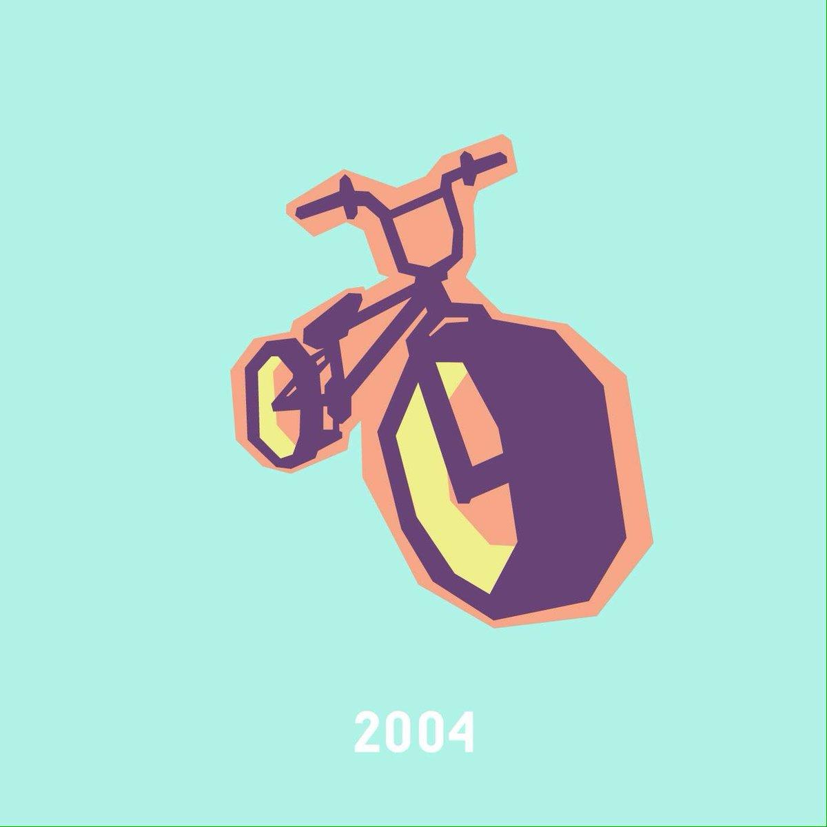 #2004 di @FrahQuintale esce oggi e lo puoi ascoltare ovunque 🚲📲🎧https://t.co/SXPoaDhftq https://t.co/CVk6wprbvK