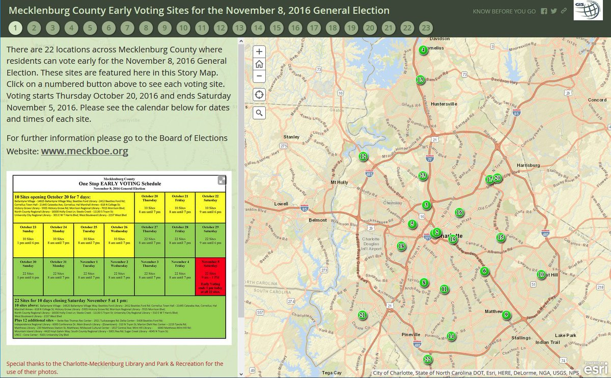 mecklenburg county gis s