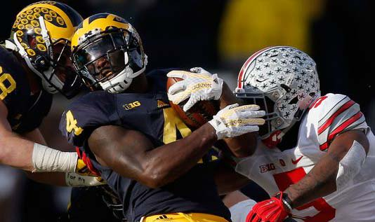 It's not too early to talk Michigan-Ohio State, writes @bobwojnowski in his Pigskin Picks