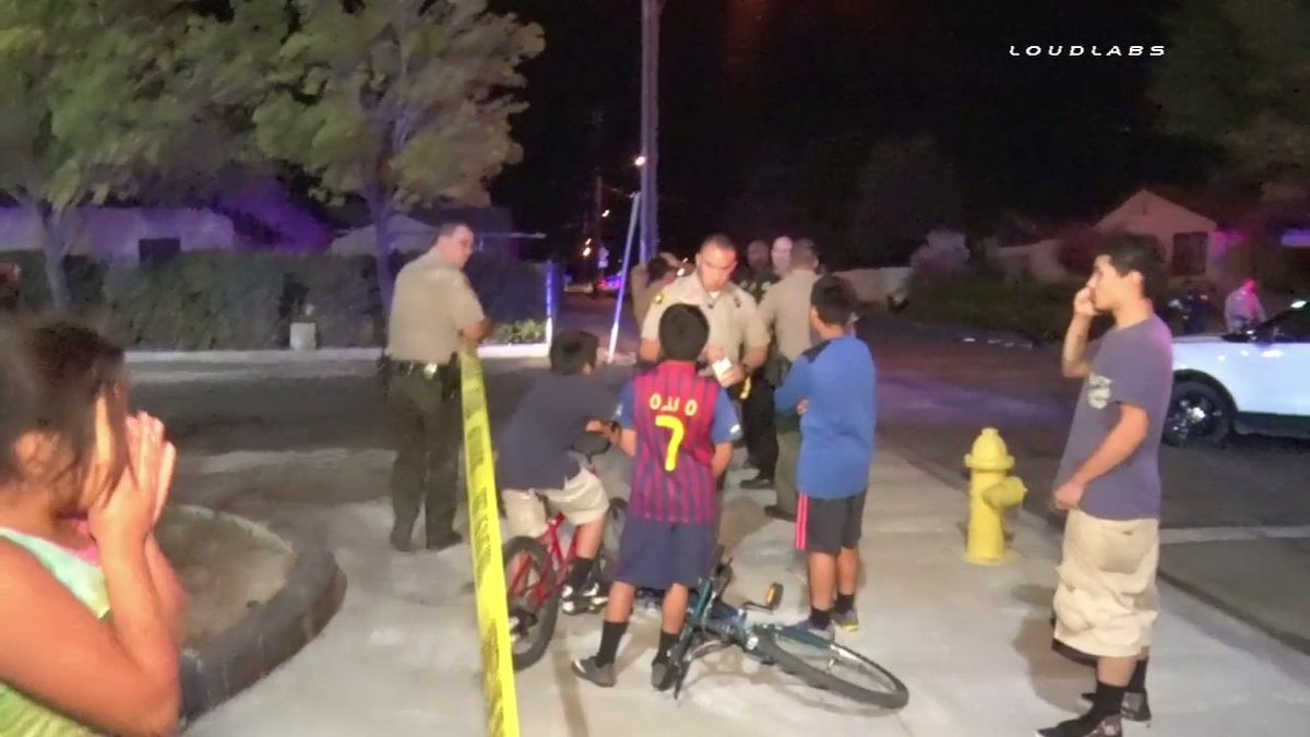 Boy, 13, airlifted after being struck by hit-and-run driver in Victorville