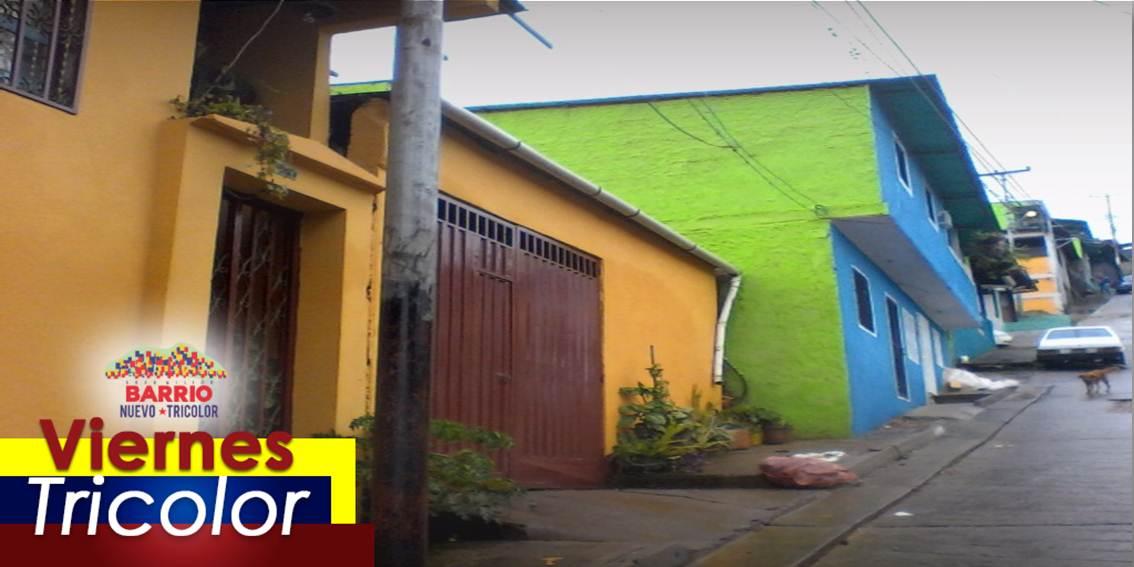 Misión Barrio Tricolor ha rehabilitado 232 mil 114 viviendas en todo el país