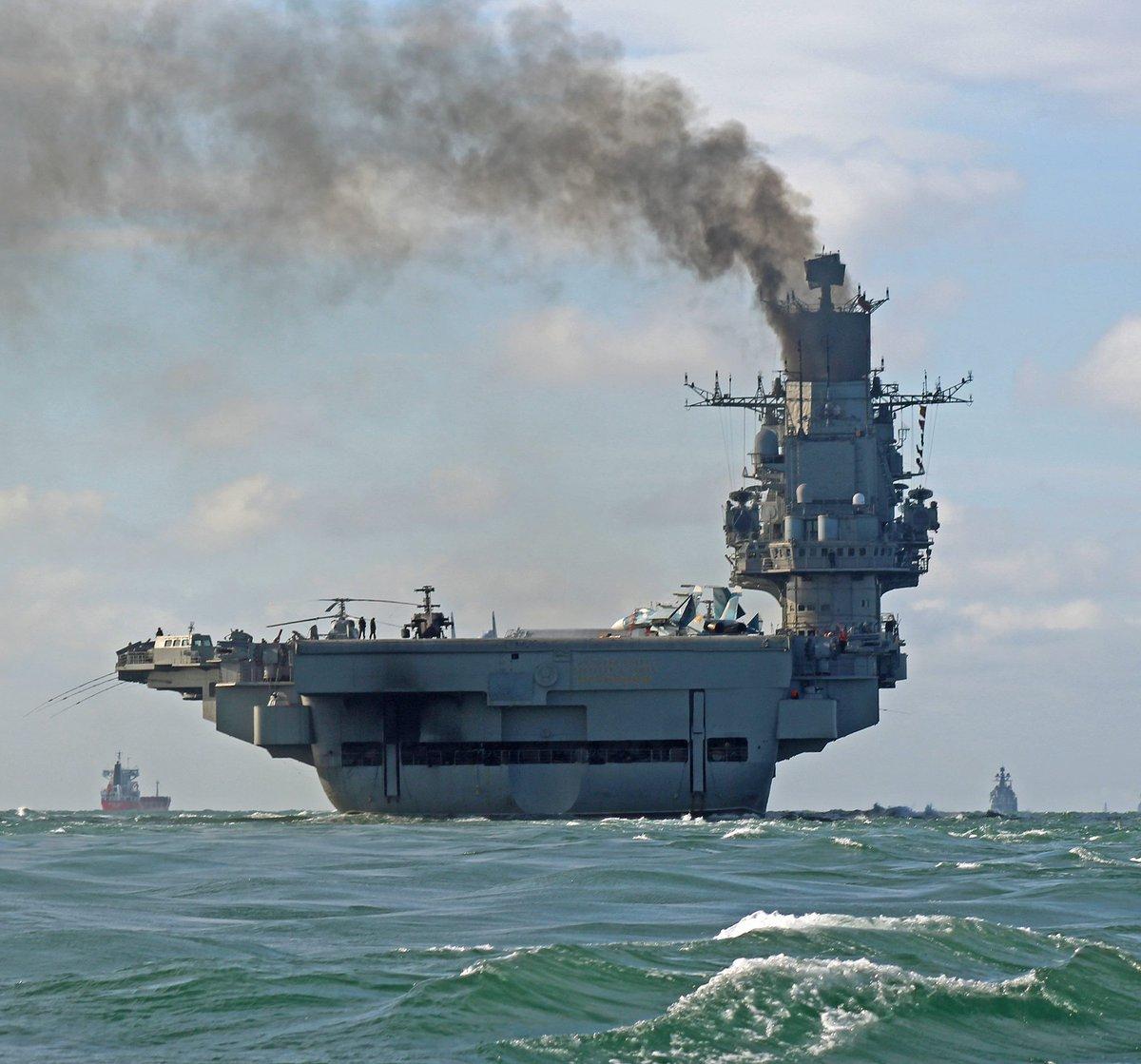 Moscou critica OTAN pela recusa de abrir portos à flotilha russa a caminho da Síria
