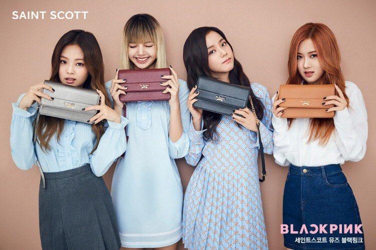 Kim Jennie Daily On Twitter Endorsement Blackpink For St Scott