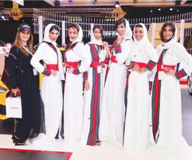 Saudi Arabia Arrests 4 Female Models after Posing for Photos