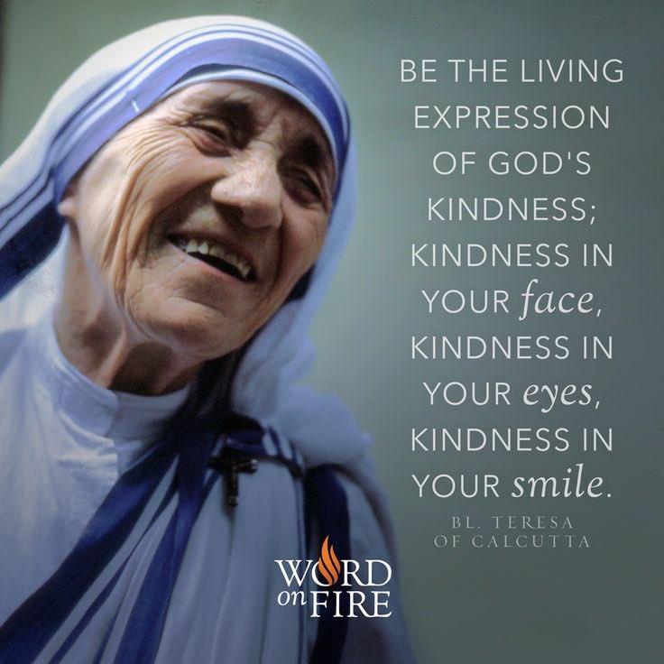 Mother Teresa on Twitter: \