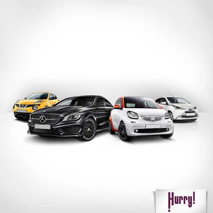 Hurry, comprare auto su Facebook