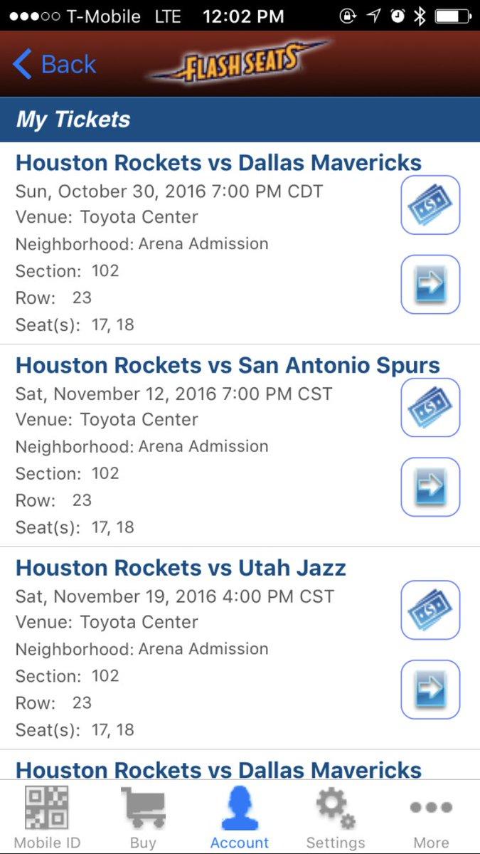Se season tickets for houston rockets - Mike Friend On Twitter Houstonrockets Follow Back I M Season Ticket Holder Https T Co Wqiwusqszs
