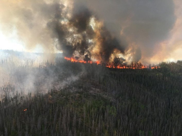Child charged with arson in connection to massive Beaver Creek fire near Walden