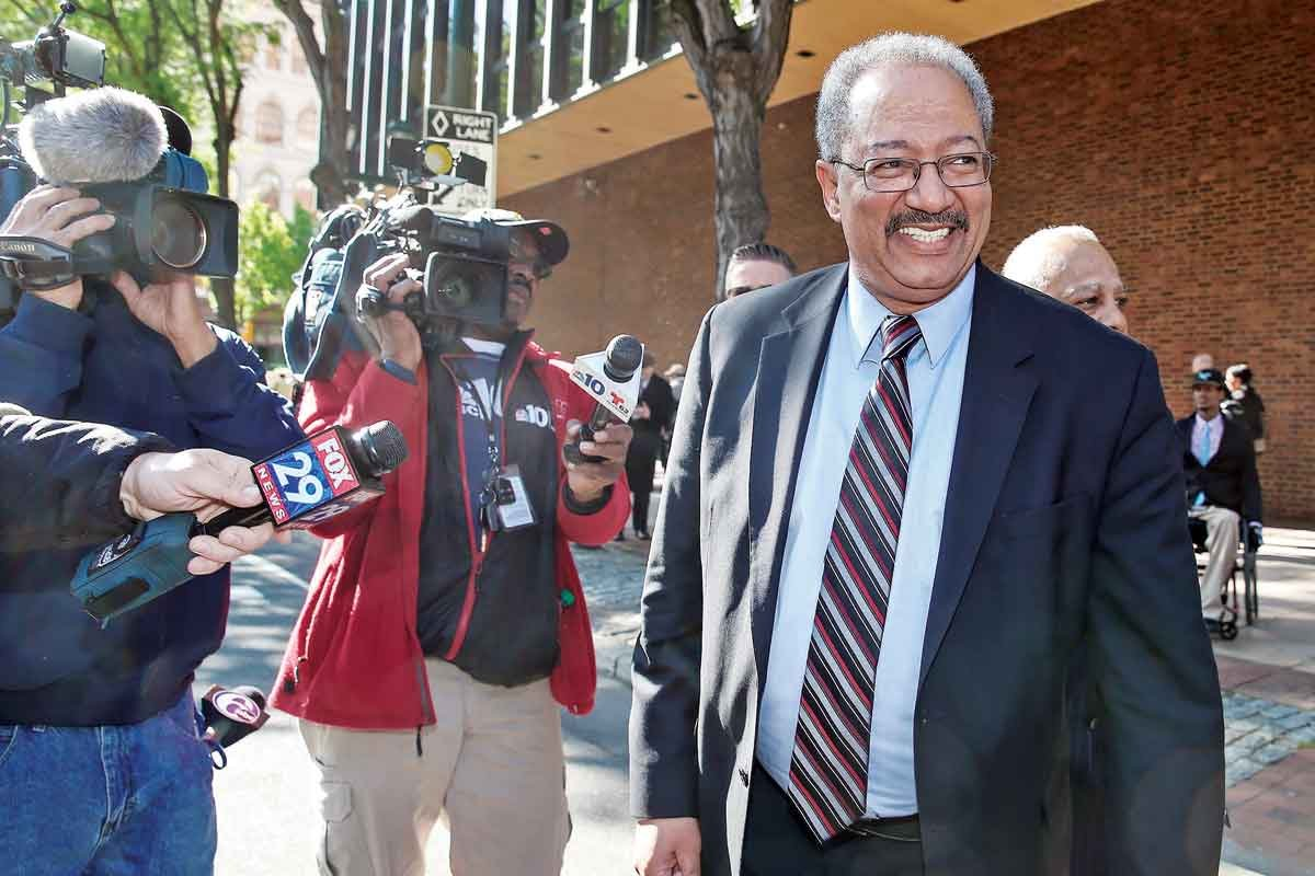 Former Rep. Chaka Fattah, convicted of corruption, to be sentenced Dec. 12.