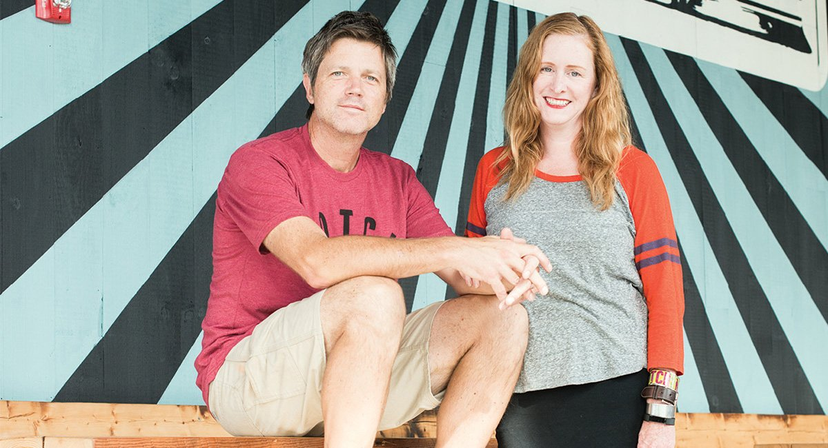 Meet the husband-and-wife team behind Salem's newest taproom