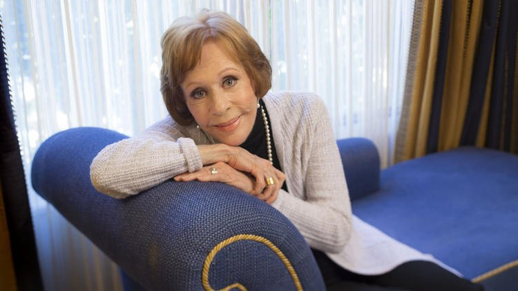 More time together with Carol Burnett? New TV project in the works with Amy Poehler