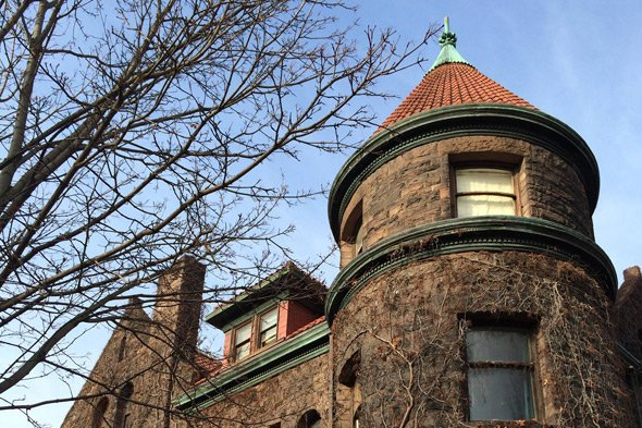 This 118 year old Toronto mansion is now a haunted house