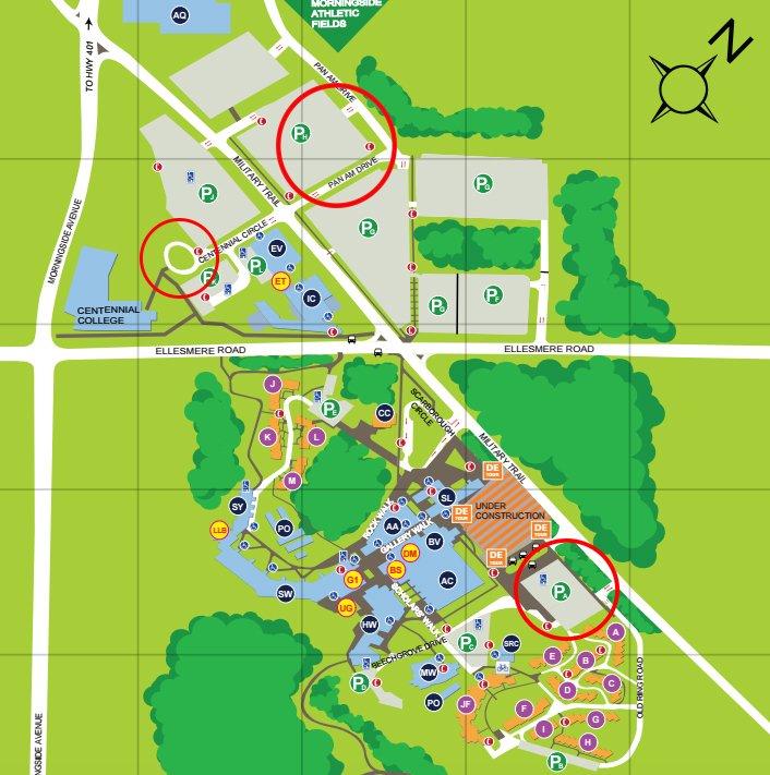 U O F T Campus Map.University Of Toronto Scarborough Utsc On Twitter Utsc
