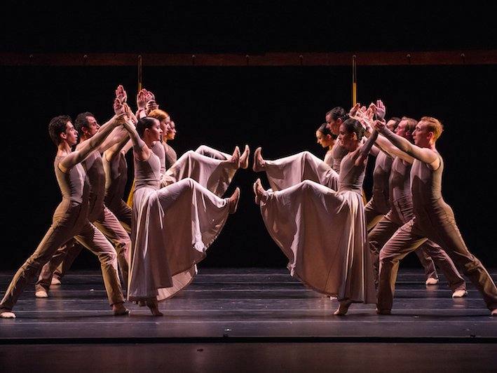 Opening act steals thunder from feature in @MilwaukeeBallet's strong start to season