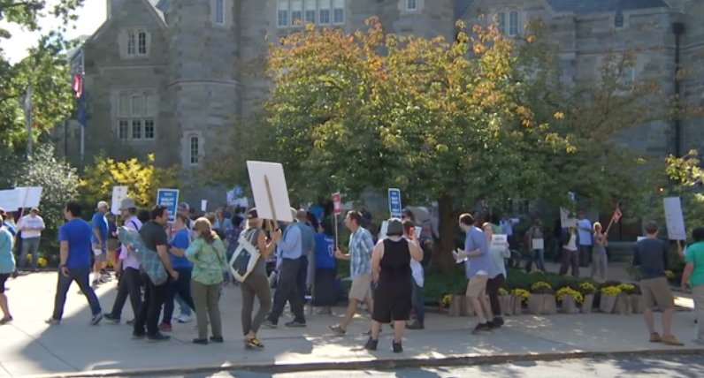Strike ends for faculty at 14 PA state universities