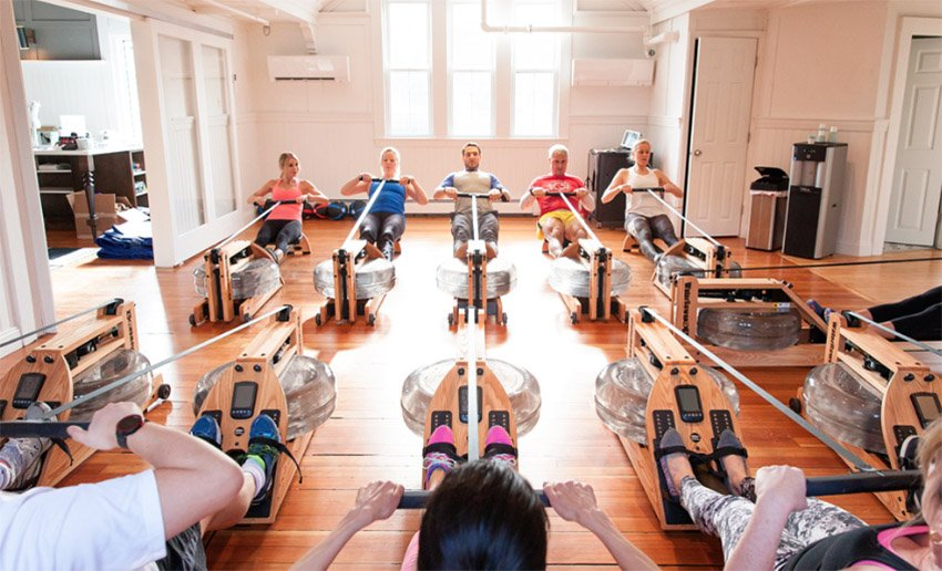 Head of the Charles got you inspired? Here's where you can row in Boston