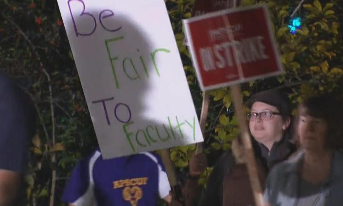 Professors End Strike at 14 Pa. State Universities
