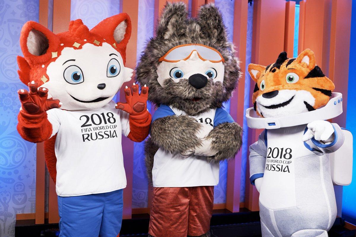 Eligieron a la mascota del Mundial de Rusia 2018 - Taringa!