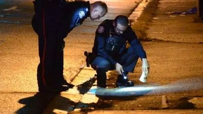 5 shootings in as many days leave 2 dead and 5 injured in Toronto's northwest end.