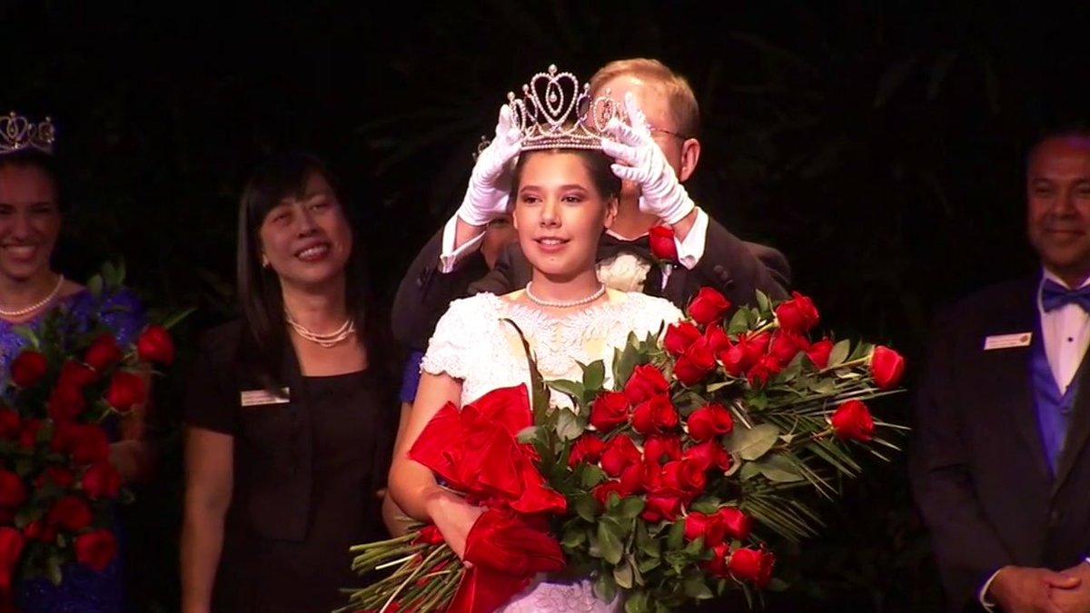 Temple City High School senior, Victoria Castellanos, named 2017 Rose Queen