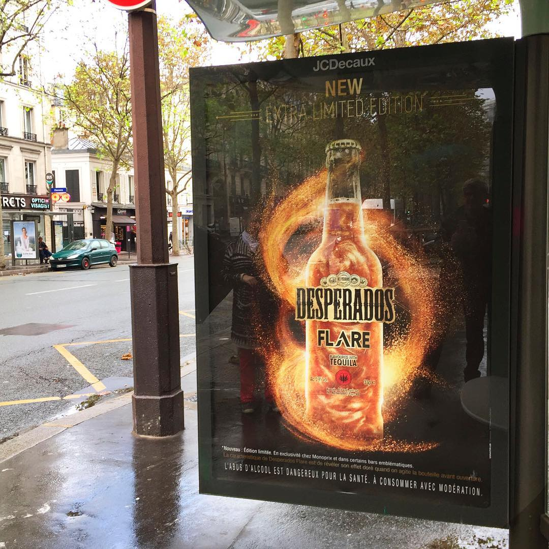 Serviceplan France On Twitter New Campaign Desperados Flare Is Out By Serviceplan Serviceplanfra