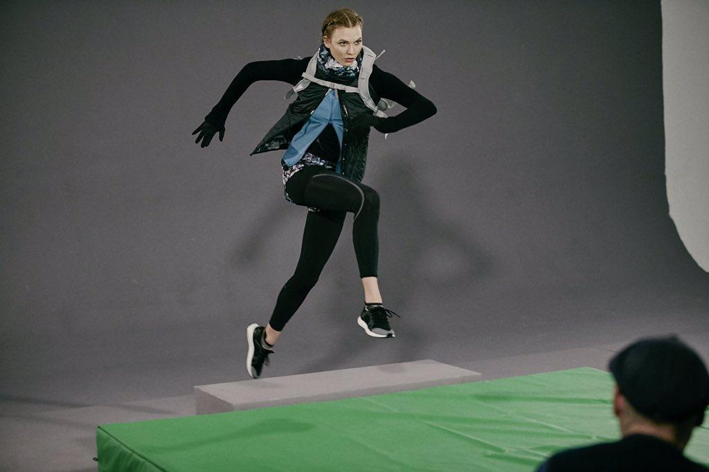 fly high #aSMC @adidaswomen
