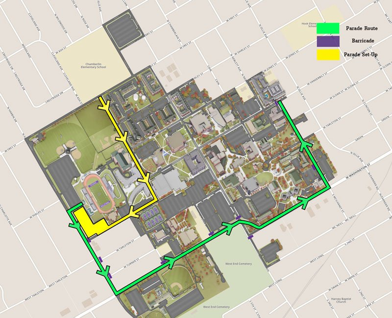 Tarleton State Map.Tarleton State University On Twitter Don T Forget To Come Out To