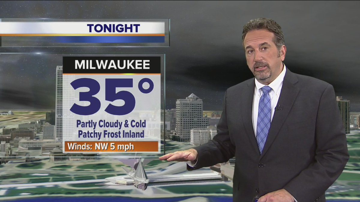 Going out tonight? @scottsteelenews says it will be a chilly one