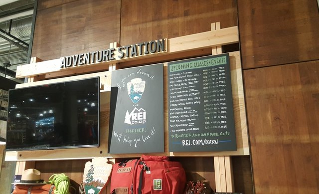 Eight takeaways from the new REI flagship store in NoMa.