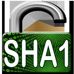 Resultado de imagen de sha1